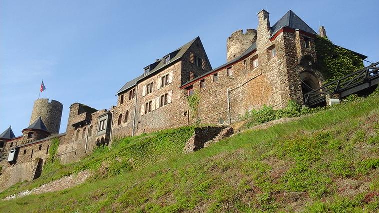 Burg Thurant über Alken
