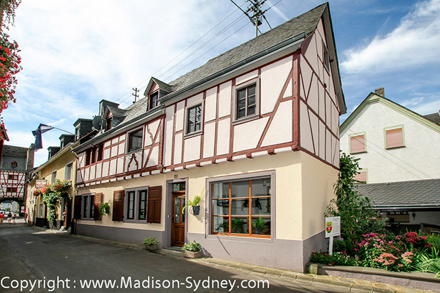 Pension Hein Alken © Madison-Sydney.com