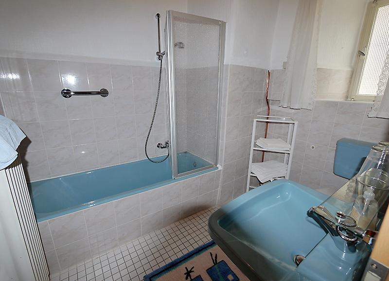 Gästezimmer Zum Rebstock Alken - Dusche & WC