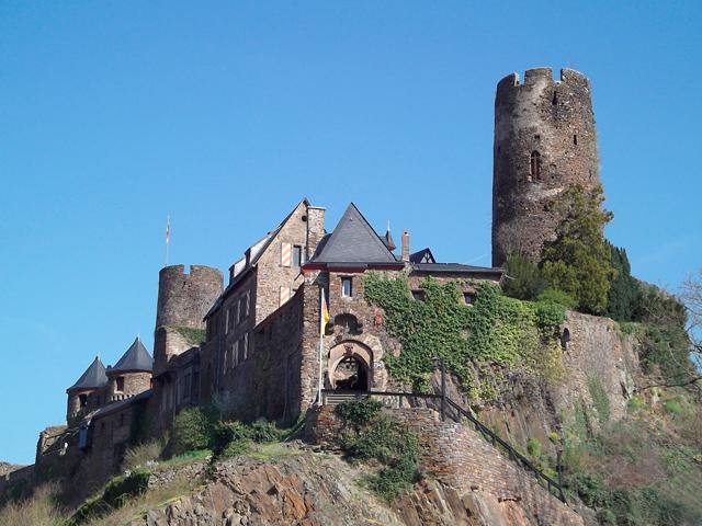 Burg Thurant - Alken