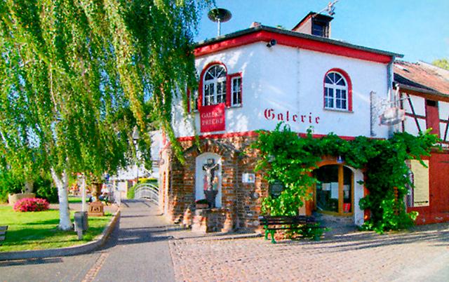 """01 Galerie """"Altes Rathaus"""""""